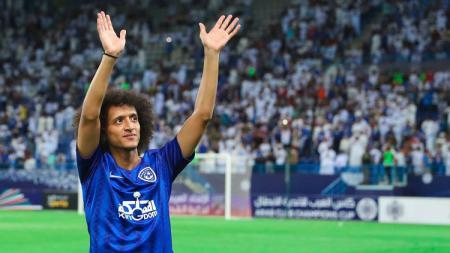 OmarAbdulrahman - INDOSPORT