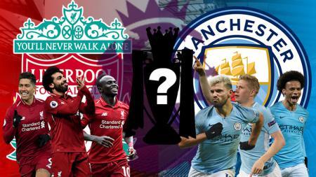 Menuju Garis Akhir Premier League: Liverpool atau Manchester City? - INDOSPORT