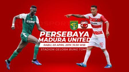 Prediksi Persebaya Surabaya vs Madura United - INDOSPORT