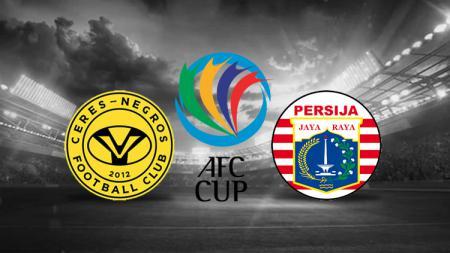 Ceres FC vs Persija Jakarta - INDOSPORT