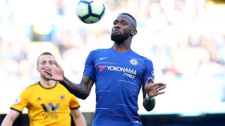 Jelang semifinal Liga Europa 2020/21 antara Manchester United dan AS Roma, bintang Chelsea, Antonio Rudiger, mengungkapkan satu harapan yang dimilikinya. - INDOSPORT