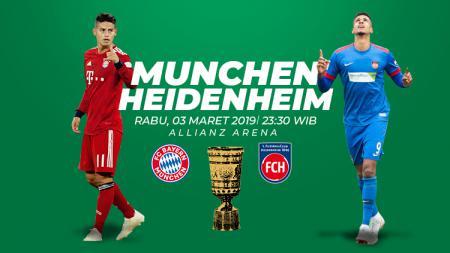 Prediksi Bayern Munchen vs Heidenheim - INDOSPORT