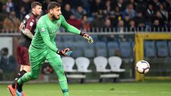 Indosport - Gianluigi Donnarumma masih menjadi penjaga gawang terbaik di Eropa sepanjang tahun 2019.
