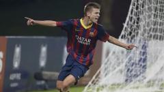 Indosport - Tertarik memulangkan bintang Spanyol sekaligus alumni La Masia yang kini membela RB Leipzig, Dani Olmo, Barcelona siap menawarkan 3 pemainnya sebagai tumbal.