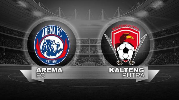 Klasemen Piala Presiden 2019 Com Hd: Hasil Pertandingan Piala Presiden 2019: Arema FC Vs