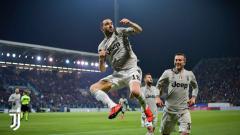 Indosport - Akun resmi Juventus melakukan blunder dengan menyebut Leonardo Bonucci sebagai mantan pemain Bianconeri.