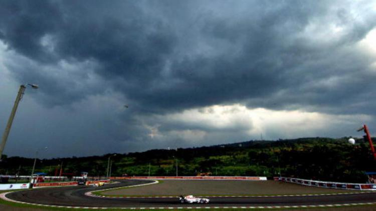 Sirkuit Sentul Copyright: JEWEL SAMAD/AFP/Getty Images