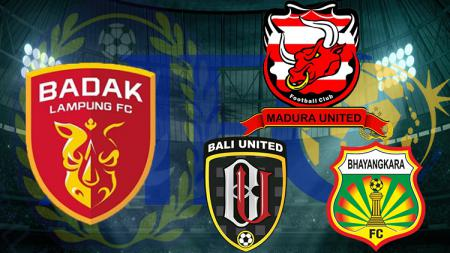 Menyoal Badak Lampung FC dan Tren 'Klub Instan' di Liga Indonesia. - INDOSPORT