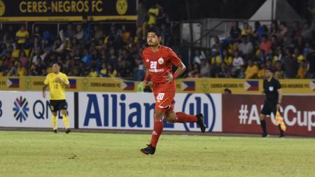 Pemain Persija Jakarta, Bambang Pamungkas. - INDOSPORT