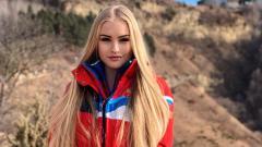 Indosport - Daria Tuliakova, karateka Rusia.