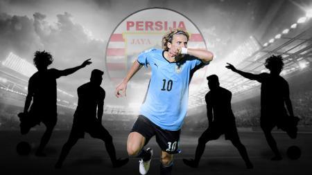 Rekor pemain asing latin Persija selama ini, Diego Forlan - INDOSPORT