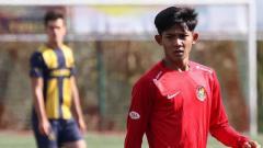 Indosport - Pemain muda asal Indonesia, Firza Andika, berhasil mencetak dua gol untuk AFC Tubize U-18 saat pertandingan persahabatan melawan Marcet Academy of Barcelona