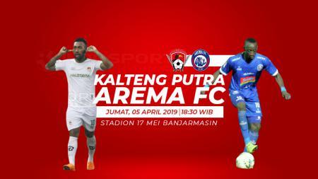 Prediksi Kalteng Putra vs Arema FC - INDOSPORT