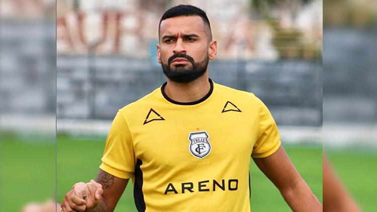 Pemain asing baru Badak Lampung FC Francisco Torres (Brasil).jpg Copyright: Instagram/@ftorres_99