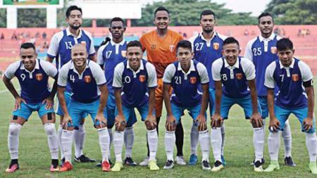 Skuat Badak Lampung FC. - INDOSPORT
