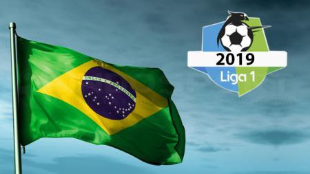 Ilustrasi legiun asing Liga 1 2019 banyak diisi pemain asal Brasil. - INDOSPORT