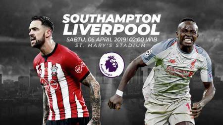 Prediksi Southampton vs Liverpool - INDOSPORT