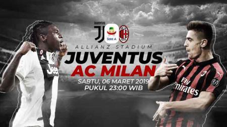 Prediksi Juventus vs AC Milan - INDOSPORT