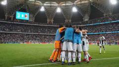 Indosport - Laga Juventus vs AC Milan di Supercoppa Italia, 16 Januari 2019 lalu.