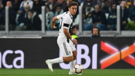 Paulo Dybala bintang Juventus. Tullio M. Puglia/Getty Images - INDOSPORT