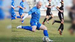 Indosport - Milo Micunovic, striker Serbia yang Diincar Bhayangkara FC dan Arema FC