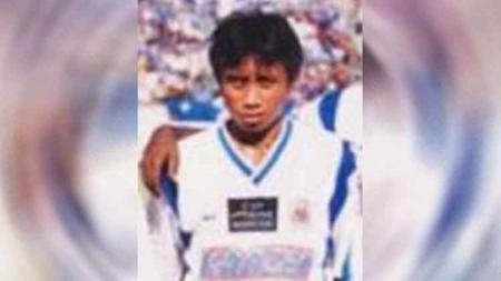 Ahmad Junaidi, mantan pemain Arema Malang di era Liga Indonesia 2001 - INDOSPORT