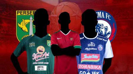 Final Piala Presiden 2019 di isi dengan dua penggawa Timnas Indonesia Persebaya maupun Arema FC - INDOSPORT