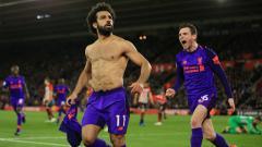Indosport - Mohamed Salah dikabarkan pulih dan siap bermain lagi jelang laga terakhir Liga Primer Inggris 2018/19 antara Liverpool vs Wolverhampton Wanderers.