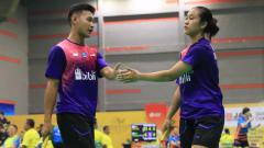 Indosport - Pasangan ganda campuran Indonesia, Rehan Naufal Kusharjanto/Lisa Ayu Kusumawati, kian merosot di ranking BWF.