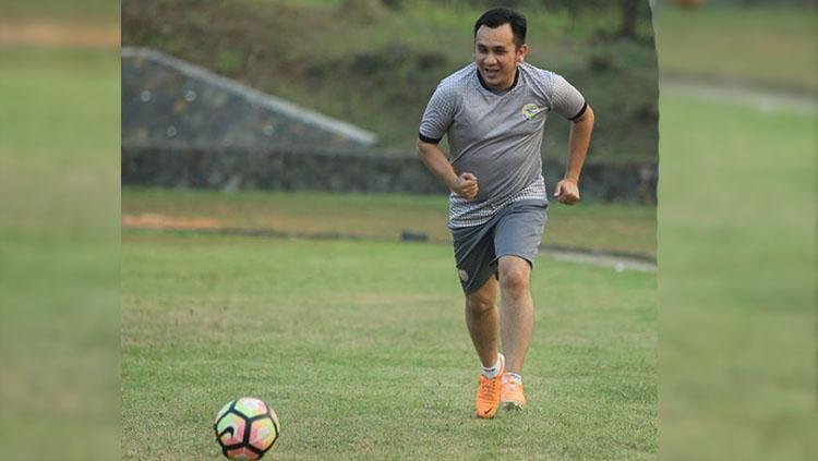 Eks CEO Bogor FC Effendi Syahputra. Copyright: Instagram/@effendisyahputra