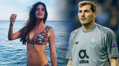 Sara Carbonero dan Iker Casillas. - INDOSPORT