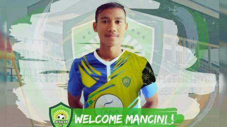 Julian Mancini resmi memperkuat klub asal Timor Leste, Assalam FC. - INDOSPORT