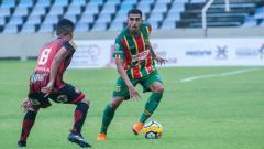 Indosport - Patrick Mota, calon pemain asing PSIS Semarang