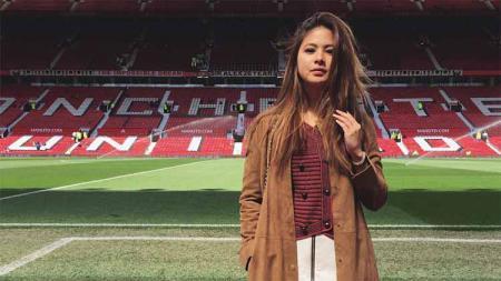 Adelle Odelia, putri semata wayang pemilik klub sepak bola Indonesia, Bali United, Pieter Tanuri. Foto: Instagram@adelleodelia - INDOSPORT