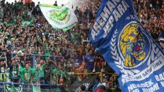 Indosport - Alasan kuat Bonek dan Aremania harus bisa bersatu.