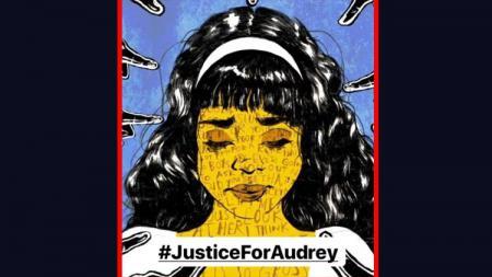 Justice for Audrey. - INDOSPORT
