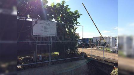 Lahan tanah pembangunan Stadion BMW - INDOSPORT