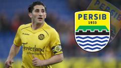 Indosport - Penyerang Suriah, Sanharib Malki saat berseragam klub Belanda Roda JC. Kini, dia bisa direkrut Persib untuk slot pemain asing Asia.