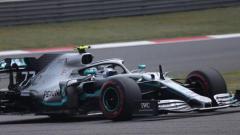 Indosport - Tim Formula 1 Mercedes akan menyamai rekor Ferrari jika pembalap mereka, Lewis Hamilton atau Valtteri Bottas, mampu memenangi GP Meksiko 2019.