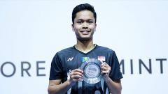 Indosport - Anthony Sinisuka Ginting dianggap kurang cerdas oleh Kepala Pelatih Tunggal Putra PBSI, Hendry Saputra.