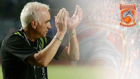 Tiga fakta perekrutan Mario Gomez, pelatih anyar Borneo FC. - INDOSPORT
