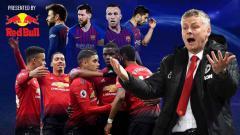 Indosport - Manchester United bakal melakoni laga berat saat jumpa Barcelona pada leg kedua perempatfinal Liga Champions di Stadion Camp Nou, Rabu (17/04/19) dini hari WIB.