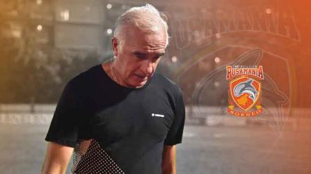 Lima blunder Borneo FC datangkan eks pelatih Persib, Mario Gomez - INDOSPORT
