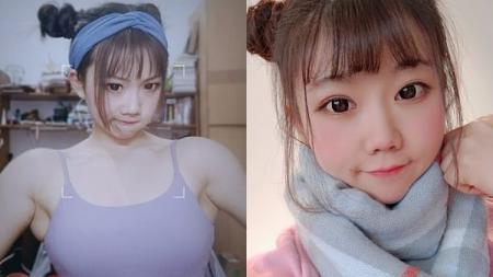 Cheng Lu, Binaragawati asal China yang memiliki wajah imut seperti boneka barbie - INDOSPORT