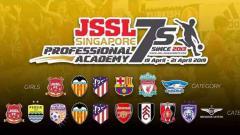 Indosport - Persib Bandung, Arsenal, dan Valencia akan mengikuti turnamen di Singapura yang bernama JSSL Profesional Academy 2019