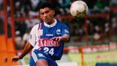 Indosport - Legenda Arema FC asal Chile Juan Rubio.