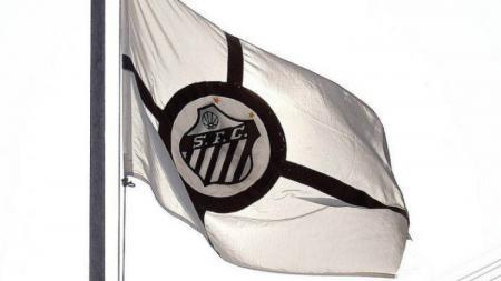 Bendera klub Santos FC - INDOSPORT