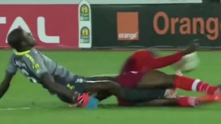 Pelanggaran Fatal di Liga Champions Afrika. - INDOSPORT