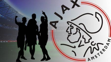 Tim asal Belanda Ajax. - INDOSPORT