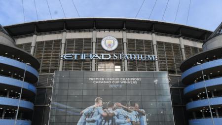 Etihad Stadium milik Manchester City didapuk sebagai stadion terbaik di muka bumi - INDOSPORT